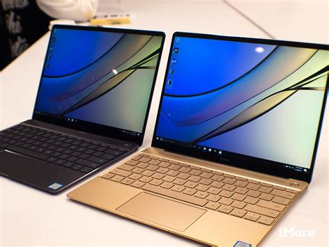 Huawei MateBook (2017) hands-on preview