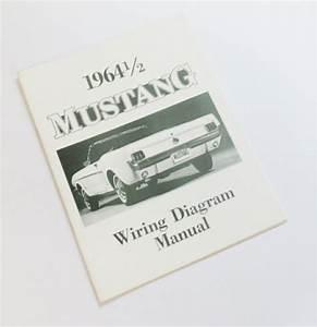 1964 1  2 Mustang Wiring Diagram Manual