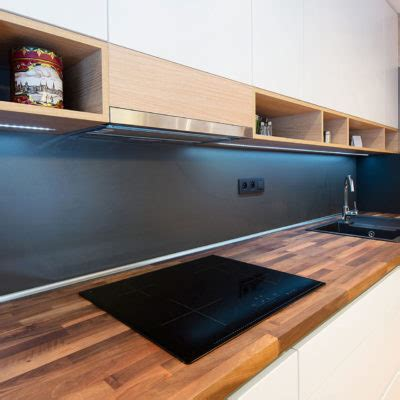 Massivholz & Echtholzarbeitsplatten In Der Küche