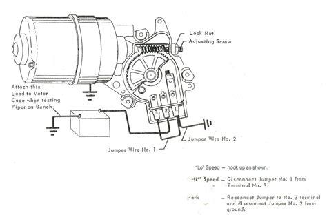 70 Chevy Wiper Motor Wiring by Wiring Diagram For Windshield Wiper Motor Impremedia Net