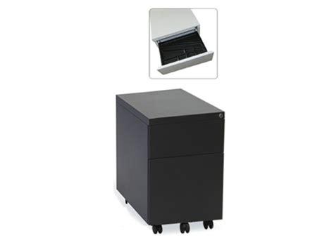 bureau avec caisson dossier suspendu mobilier et rangement classement de bureau caisson