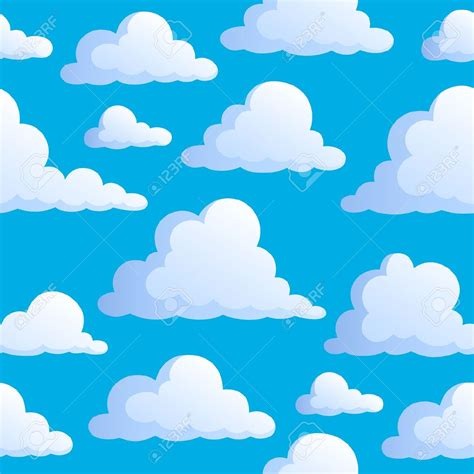 Sky Clipart Cloudy Sky Background Clipart Www Pixshark Images