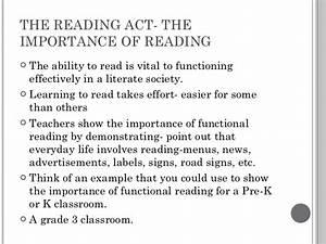 speech on importance of reading books