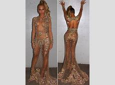 [PHOTOS] Beyonce's Met Gala Dress — Stuns In Entirely