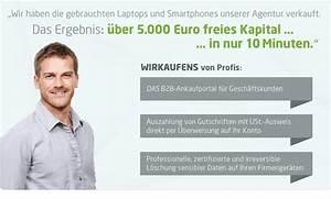 Gebundenes Kapital Berechnen : wirkaufens von profis firmenhandys firmenlaptops verkaufen ~ Themetempest.com Abrechnung