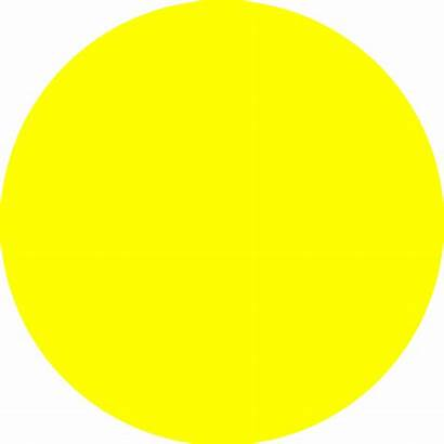 Circle Yellow Transparent Icon Clipart Svg Colors