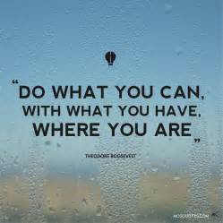 What Can You Do Quote