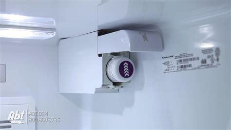 Kitchenaid Fridge Filter by Kitchenaid Refrigerator Water Filter Replacement