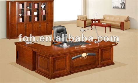 bureau de directeur bureau table conception table présidentielle directeur
