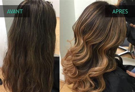 balayage caramel sur base brune balayage californien comment r 233 ussir balayage blond californien ma couleur de cheveux