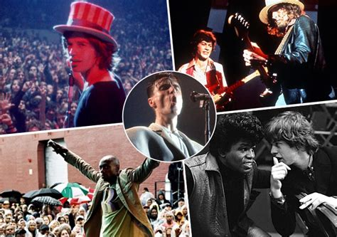 The 10 Best Concert Movies Ever Indiewire