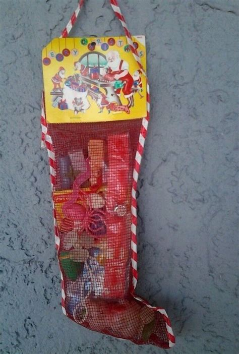 Best candy filled christmas stockings wholesale from retro christmas stocking red mesh netting clever and old. The Best Ideas for Candy Filled Christmas Stockings wholesale - Best Round Up Recipe Collections