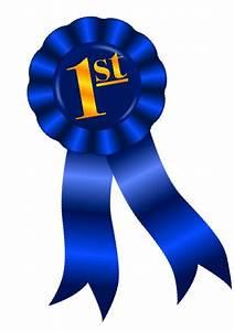 1st Place Ribbon Clipart - Clipart Suggest