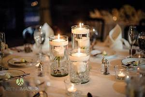 Floating Candle Centerpieces Mon Cheri Bridals