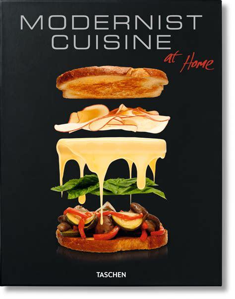 the modernist cuisine modernist cuisine at home libros taschen