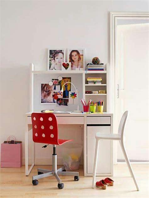 bureau micke ikea workspace decorations