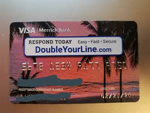 Jul 08, 2021 · merrick bank specializes in credit card options for people looking to build or rebuild their credit, but its cards come with fees and other unfavorable terms that can make them more costly than. Doubleyourline.com Merrick Bank Visa Card Offer - Card Rewards Network