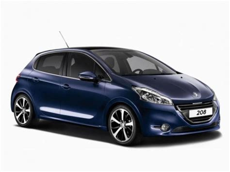 peugeot car leasing uk peugeot 208 peugeot 208 for hire cs one