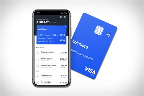 Mon, aug 23, 2021, 4:00pm edt Coinbase Cryptocurrency Debit Card   Uncrate