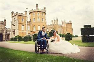 Groom paralysed in stag-do accident defies odds to say ...