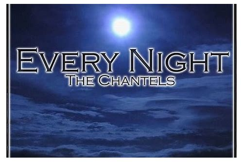 every night song download