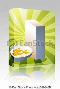 Boite A Cereale : illustration de c r ale bo te bo te paquet logiciel paquet bo te csp3266469 ~ Teatrodelosmanantiales.com Idées de Décoration