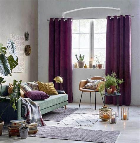 Canapé Couleur Prune Beautiful Articles Beautiful Decoration Salon Prune Contemporary Design
