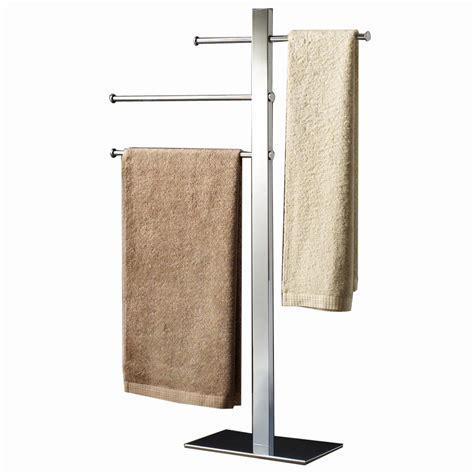 shop nameeks gedy bridge chrome brass towel rack at lowes com