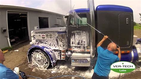 How To Clean Your Truck The Most Effective Truck Wash Is