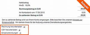 Vodafone Rechnung Zu Hoch : hilfe online rechnung rechnung ~ Themetempest.com Abrechnung
