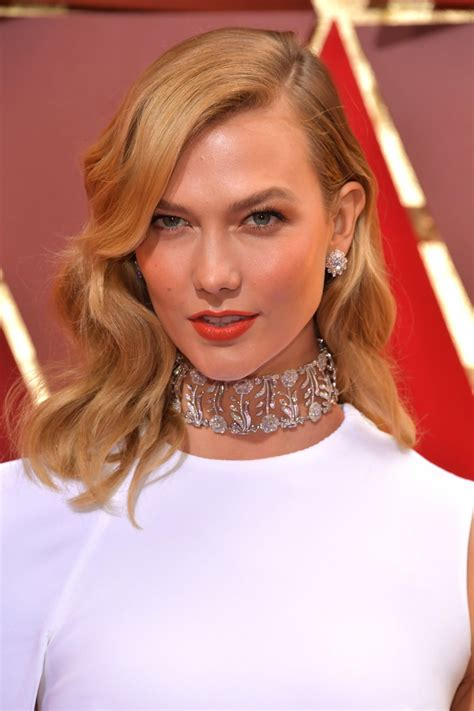 Karlie Kloss Annual Academy Awards Hollywood