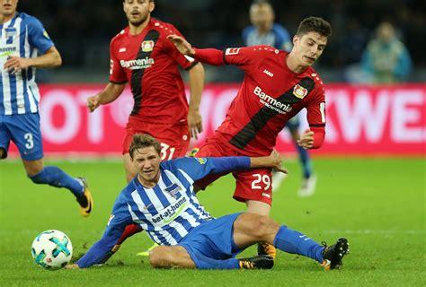 Watch Bayer Leverkusen vs Hertha BSC Live Stream: Live ...