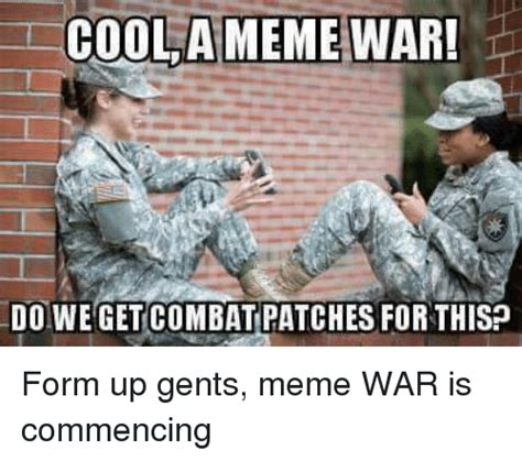 Meme War - funny meme memes and military memes of 2017 on sizzle
