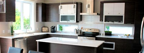 renovation cuisine kitchen cabinets laval bois d 39 or