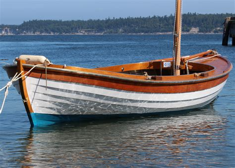 Small Boat In English by Wooden Boats General
