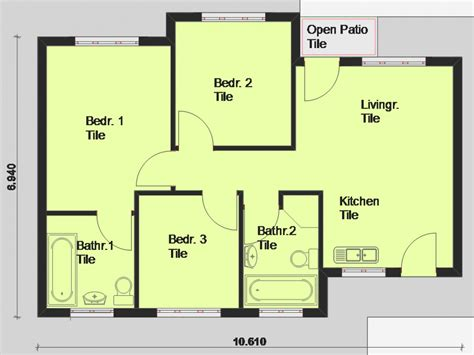 printable house blueprints  house plans south