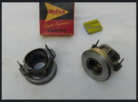 Buy Nos 1941-1950 Plymouth Clutch Throwout Bearing Assy