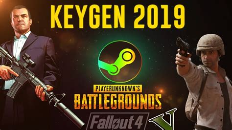 You can only comment after using our generator. GENERATOR STEAM KEY FALLOUT 4, GTA 5, PUBG MORE