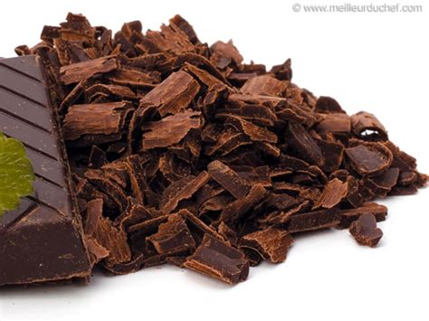 faire des copeaux en chocolat la recette avec photos meilleurduchef