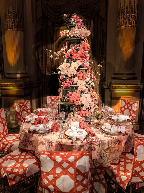 Stylish Dinner Showhouse by Look At The Nybg Orchid Dinner 2018 Quintessence