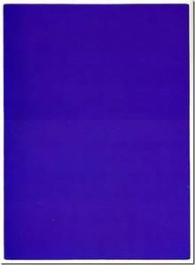 Bleu De Klein : tableau bleu klein tableau bleu klein prix resine de ~ Melissatoandfro.com Idées de Décoration