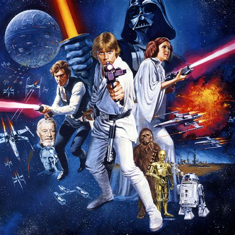 May the Fourth Be With You: On Star Wars Day, Tracing the ...