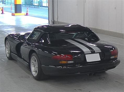 dodge viper   japanese car auctions japanese
