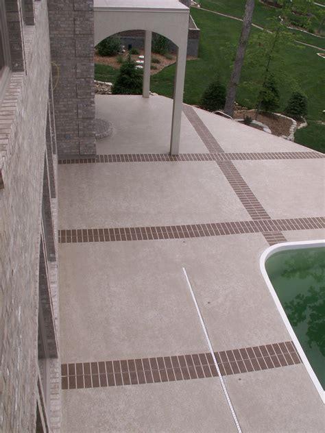 outdoor patio epoxy coating  syracuse cny creative