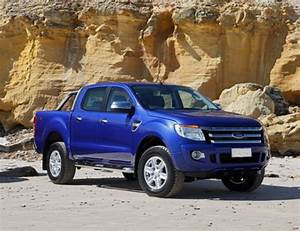 2012 Ford Ranger T6 Service Repair Workshop Manual