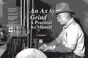 U0026quot An Ax To Grind U0026quot  Pdf Guide