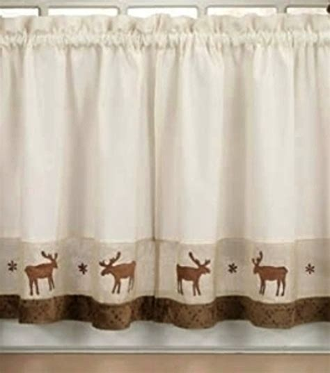 set of moose 36 quot tiers log cabin rustic lodge window