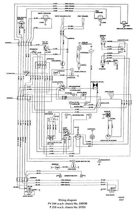 Volvo Vnl Wiring Diagrams Diagram