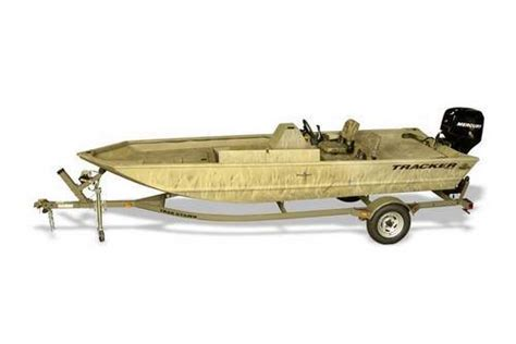 Tracker Duck Hunting Boat by Research Tracker Boats Grizzly 1754 Sc Blind Duck Hunting