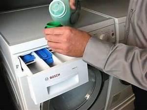 Produit Nettoyant Machine à Laver : que faire si votre laveuse produit trop de mousse youtube ~ Premium-room.com Idées de Décoration
